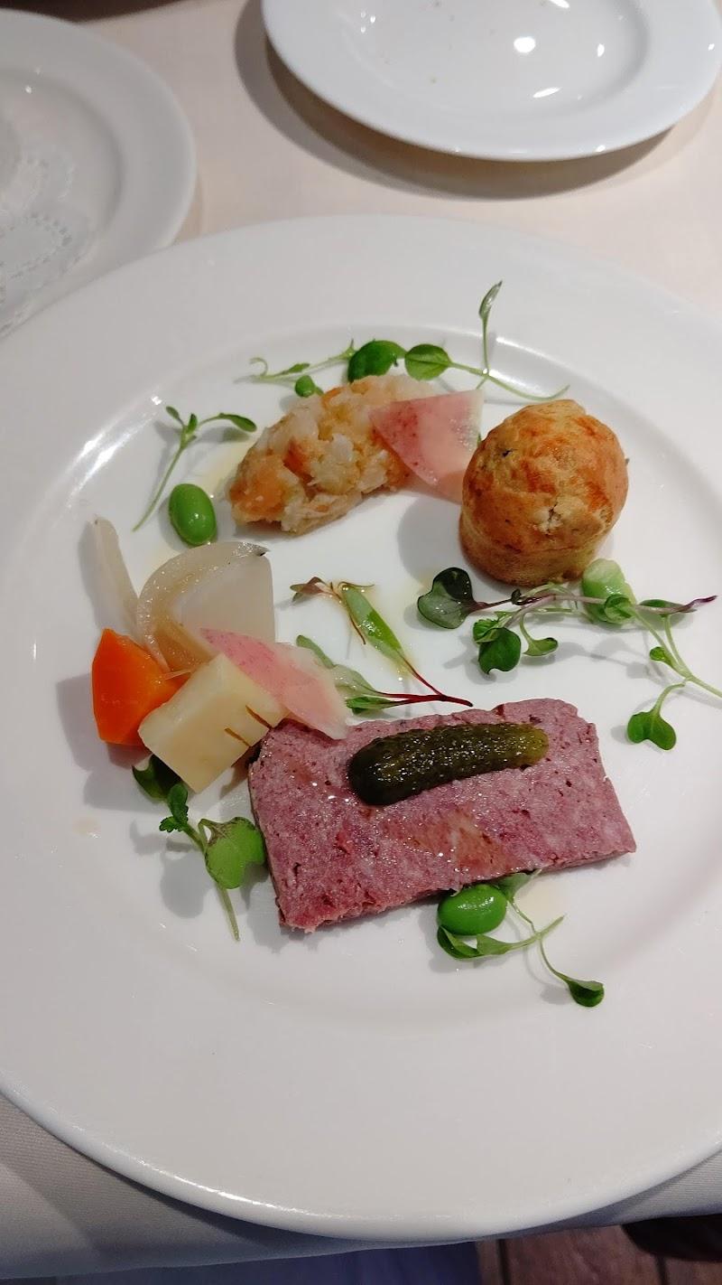レストランオザミ Restaurant Aux Amis