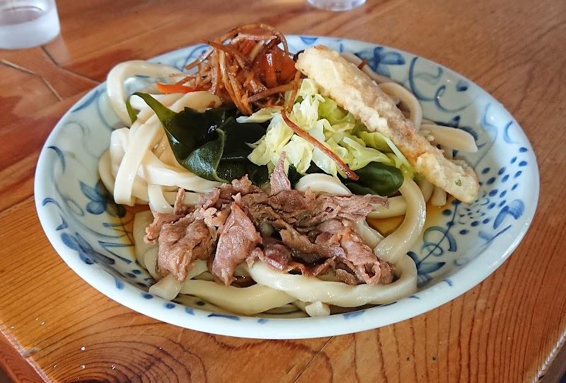 あらきうどん Araki-udon