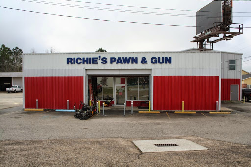 Richies Pawn & Gun, 300 Memorial Blvd, Picayune, MS 39466, Loan Agency