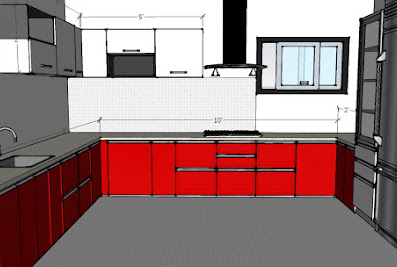Decent Modular kitchenAmravati