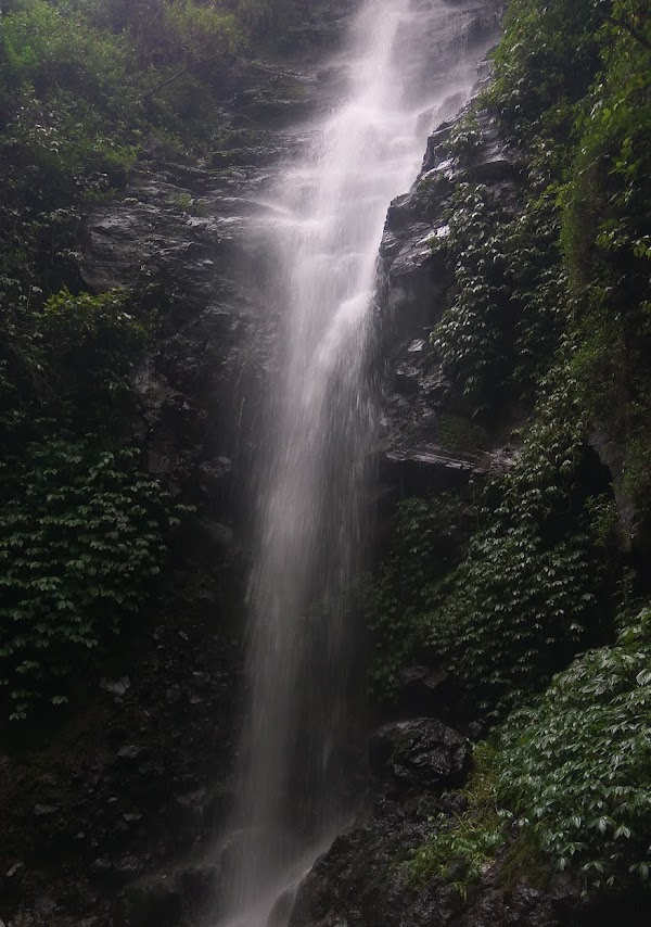 Air Terjun Dlundang