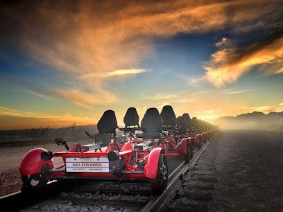 Rail Explorers Las Vegas Division