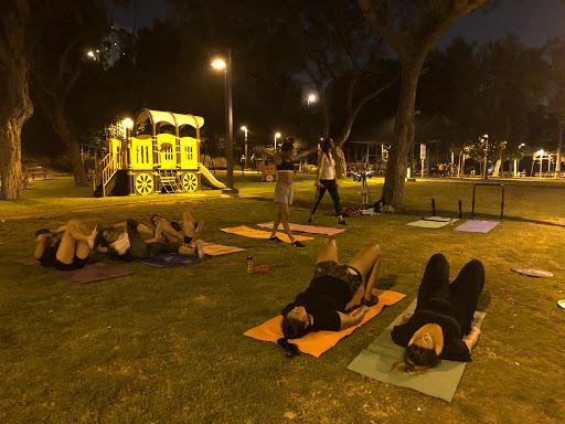 אימוני קבוצות בראשון לציון, פארק המעיין - LETS DUDIS