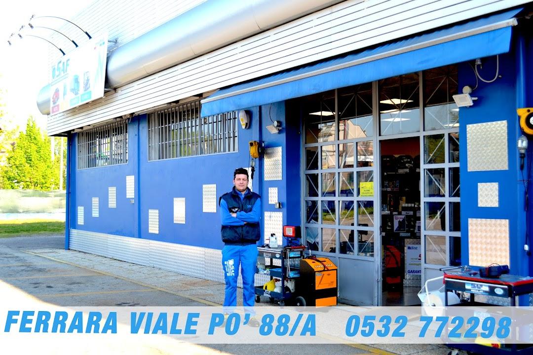 SAF - Negozio di Batterie a Ferrara