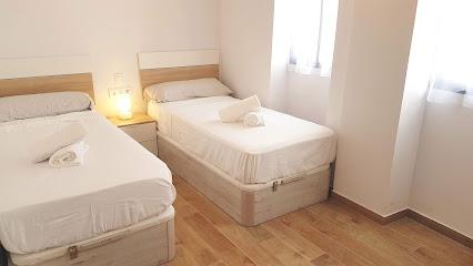 Apartamento BG Quirolada 1 ¿Dónde Dormir en Cáceres?