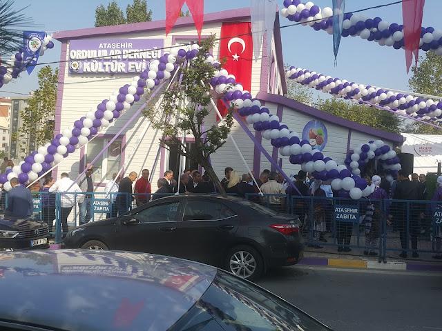 Ataşehir Ordulular Derneği Kültür Evi