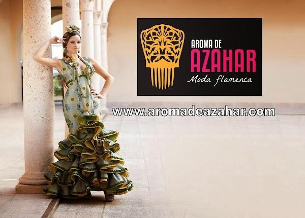 Aroma de Azahar Moda Flamenca