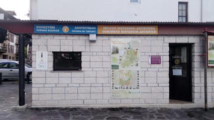 Doneztebeko Turismo Bulegoa - Oficina de Turismo de Santesteban