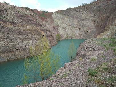 Mirador Lago Mina Petra