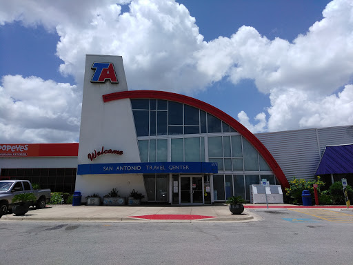 Truck Stop «TravelCenters of America», reviews and photos