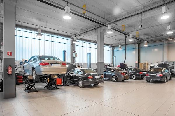 Armotor Basauri - Taller Autorizado BMW