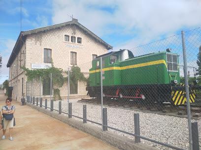 TRAIN MUSEUM ARANDA DE DUERO