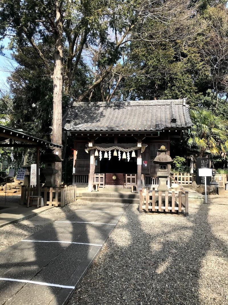江古田 浅間 神社
