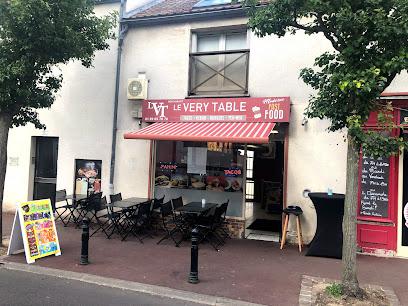 photo du restaurant Le Very Table