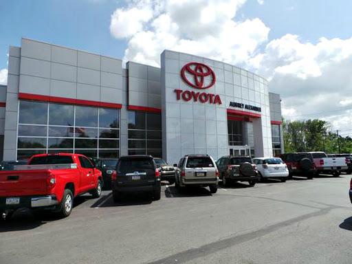 Aubrey Alexander Toyota >> Toyota Dealer Aubrey Alexander Toyota Reviews And Photos 1324 N