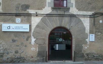 mdb Laboratori d´analisis Clíniques
