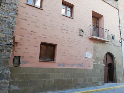 Casa Natal de Miguel Servet (Instituto de Estudios Sijenenses)