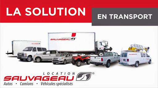 Agence de location automobiles Location Sauvageau inc. à Sainte-Marie (QC) | AutoDir