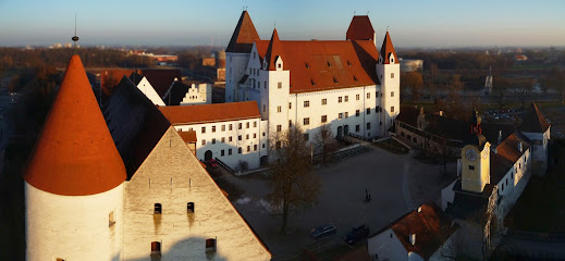 Bavarian Army Museum - New Castle