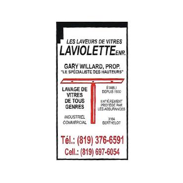 Lavage de vitres Les Laveurs De Vitres Laviolette à Trois-Rivières (Quebec) | LiveWay