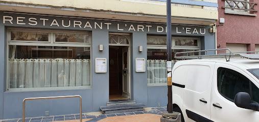 photo du restaurant L'Art de l'Eau