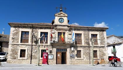Lozoya Town Hall