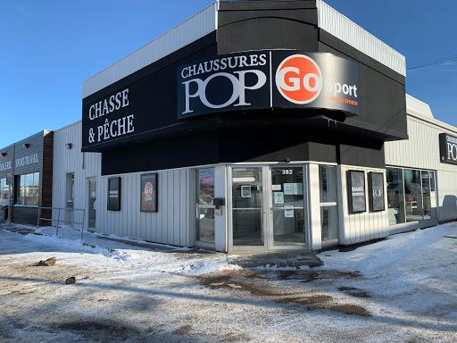 Boutique de Camping Chaussures pop et Go-sport La Baie à Canada ()   CanaGuide