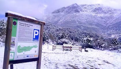 Mirador Estelar de Villarejo del Valle