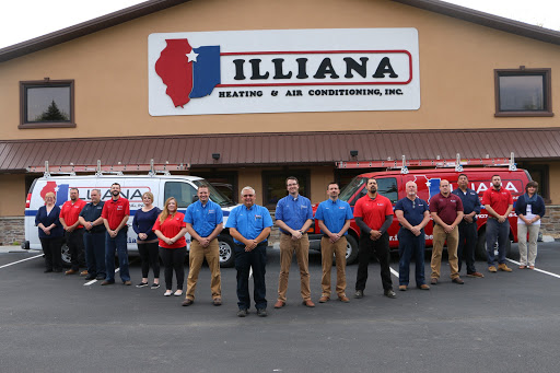 Illiana Heating & Air Conditioning, Inc., 11407 Wicker Ave, Cedar Lake, IN 46303, USA, Air Conditioning Contractor