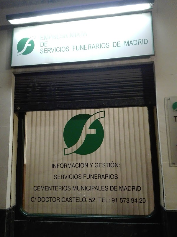 Empresa Municipal de Servicios Funerarios y Cementerios de Madrid
