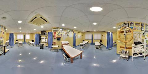imagen de masajista Gabinete de Fisioterapia y Osteopatia Osasunalde