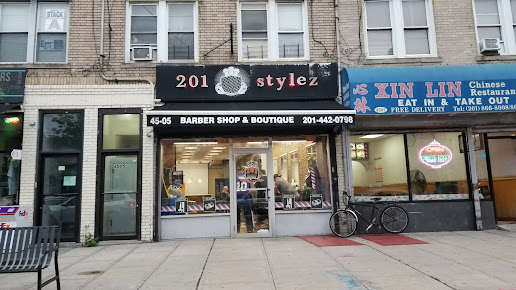 201 Stylez Barbershop