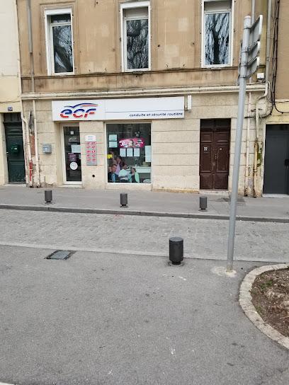 photo de l'auto école ECF - Rousset