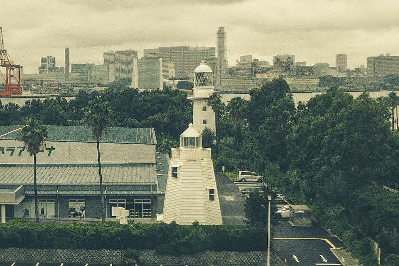 旧安乗埼灯台(船の科学館)