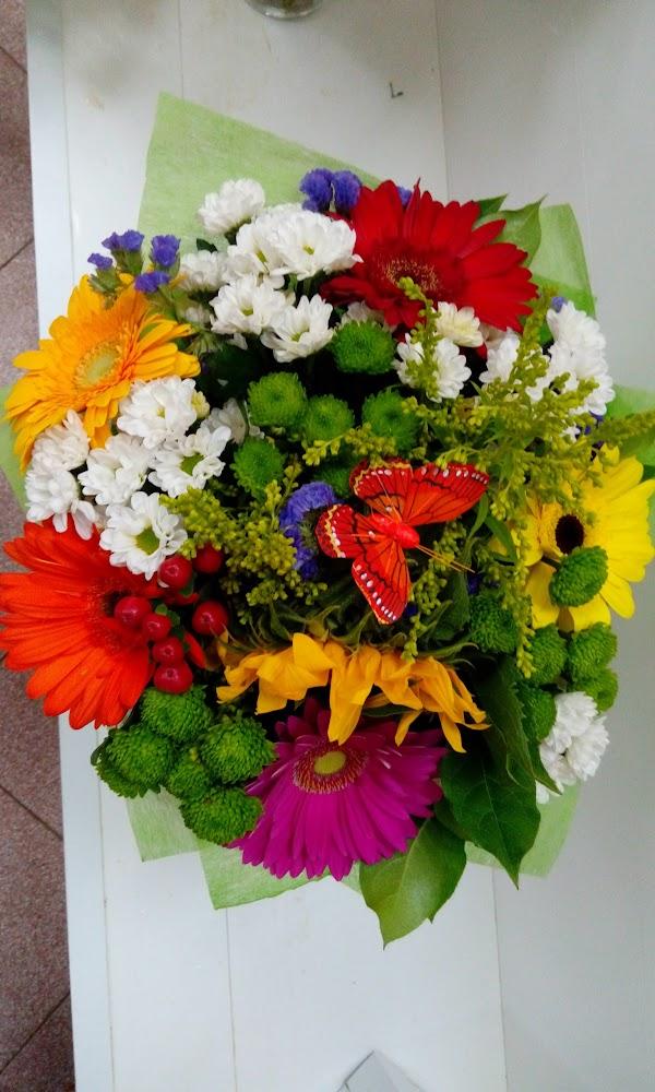 Цветочный магазин «La Fleur» в городе Чехов, фотографии