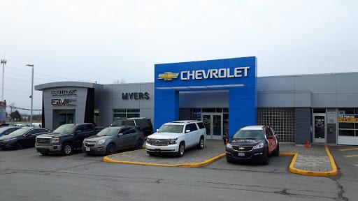 Truck Dealer Myers Orléans Chevrolet Buick GMC in Orléans (ON)   AutoDir