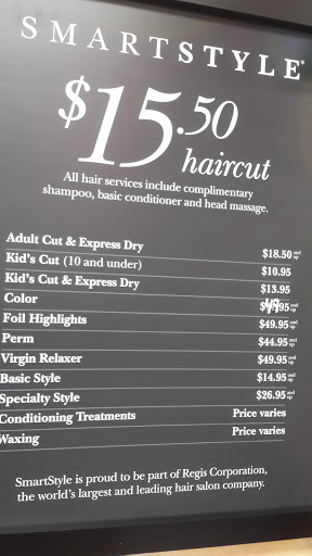 Hair Salon «SmartStyle Hair Salon», reviews and photos, 2100 88th St, North Bergen, NJ 07047, USA