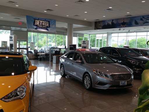 Car Dealer «Hall Hyundai Newport News», Reviews And Photos, 12872 Jefferson  Ave, Newport News, ...