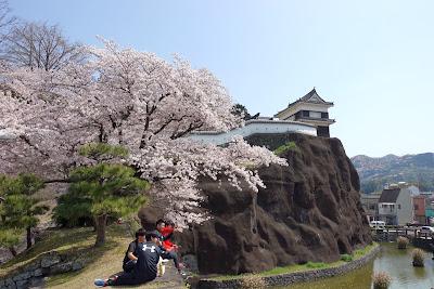 城跡 臼杵 臼杵城跡(臼杵公園)