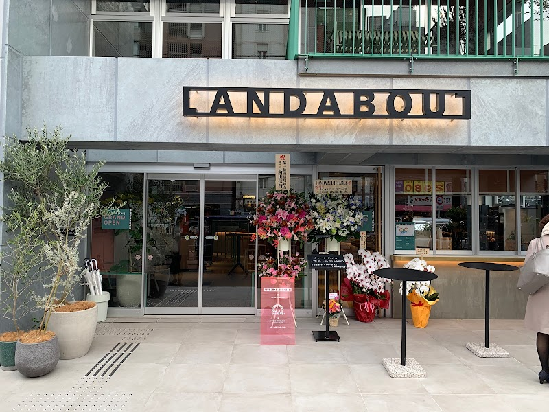 ランダバウト東京 LANDABOUT TOKYO
