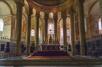Church of Saint-Hilaire the Great Poitiers