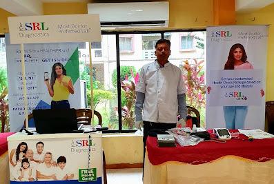 SRL Diagnostics ltd narendrapur