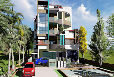 Architects Vision AbodeChapra