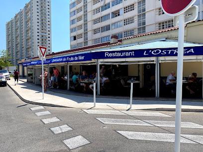 photo du restaurant L'Ostrea La Criée