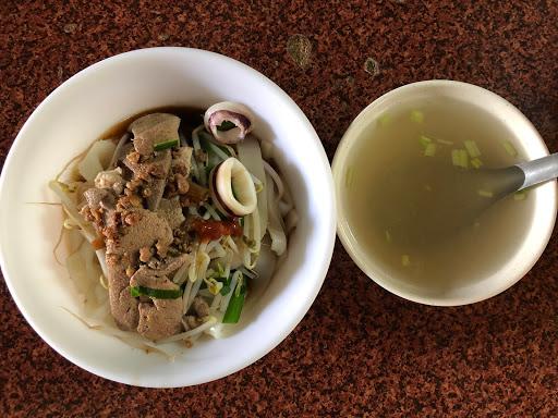 國泰市場什菜麵