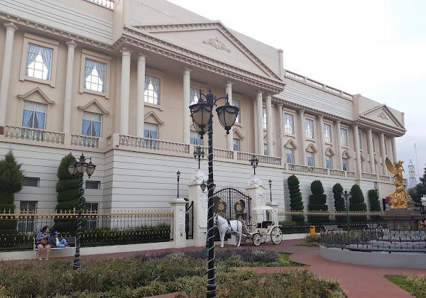 Zona Buckingham Palace