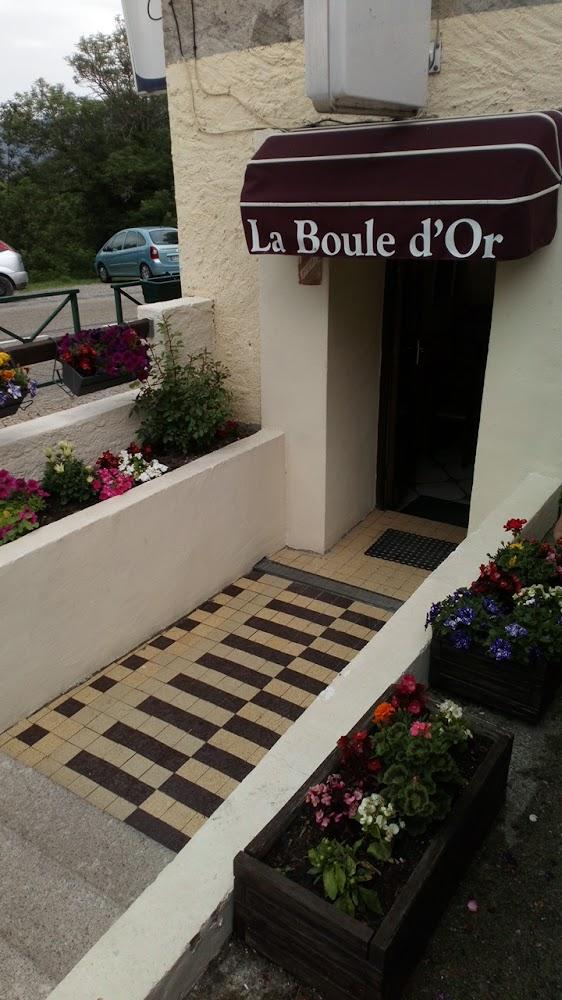 photo du resaurant La Boule d'Or