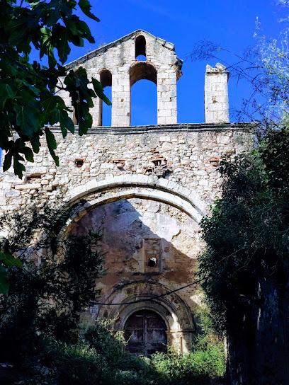 Església vella de Santa Margarida - Santa Margarida i els Monjos