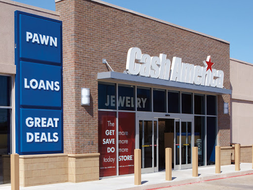 Cash America Pawn, 5103 E 16th St, Indianapolis, IN 46218, Check Cashing Service