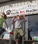 WATERCOLOR DOGS ART STUDIO logo